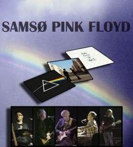 Samsoe Pink Floyd